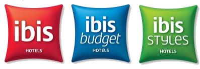 Nouveau logos Ibis